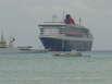 Neue Anlegestelle für Kreuzfahrtschiffe in London