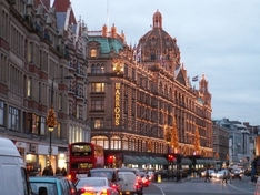 Shoppen in London