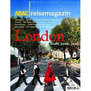 Neu: ADAC Reisemagazin London